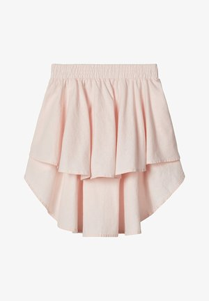 A-line skirt - pearl