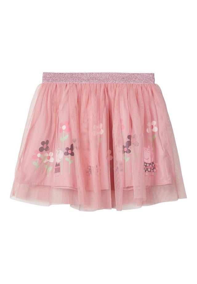 PEPPA PIG  - Veckad kjol - pink nectar