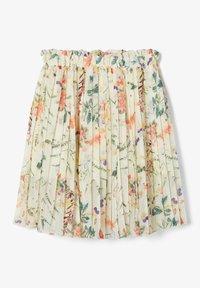 Name it - A-line skirt - peyote - 2