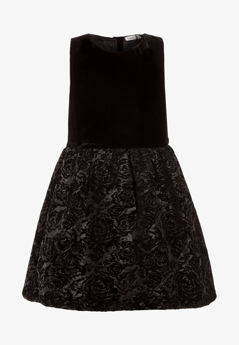 Name it - NITFIBANA SPENCER  - Vestido de cóctel - black