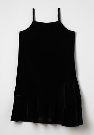 NKFRIDA STRAP DRESS - Cocktailjurk - black