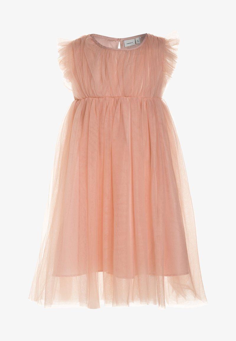 Name it - NKFSALINE DRESS  - Juhlamekko - rose cloud
