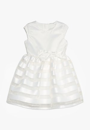 NKFSISMO SPENCER - Vestido de cóctel - bright white