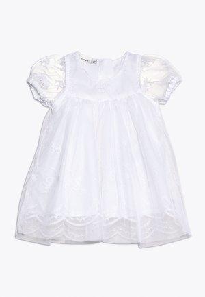 NBFDALINE DRESS - Cocktail dress / Party dress - bright white