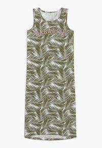 Name it - NKFVIPPA - Maxi-jurk - loden green - 0