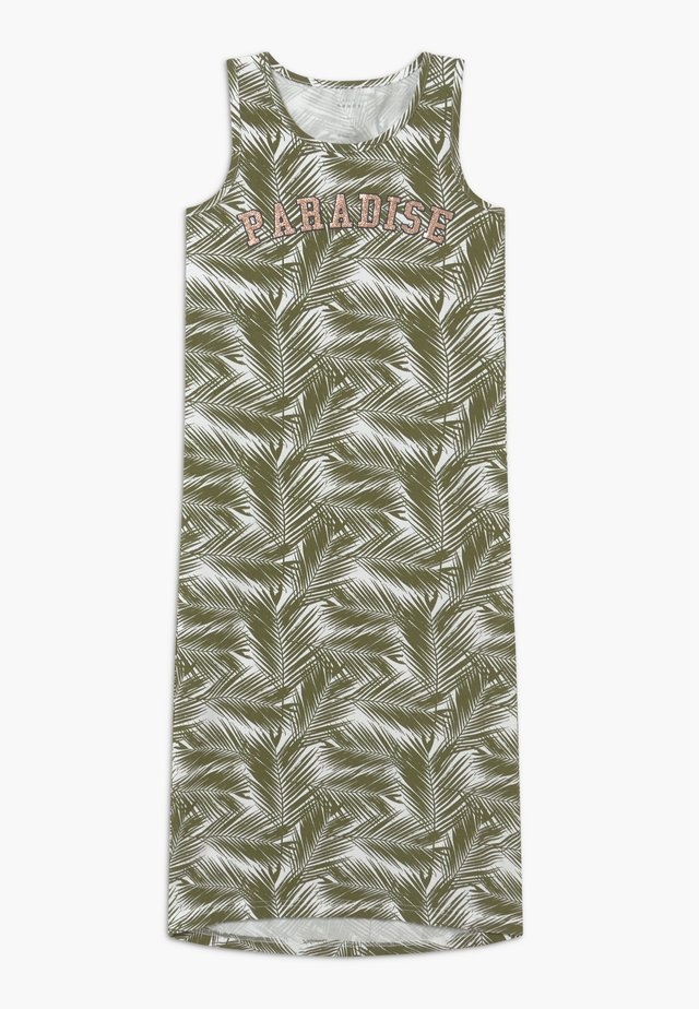 NKFVIPPA - Robe longue - loden green
