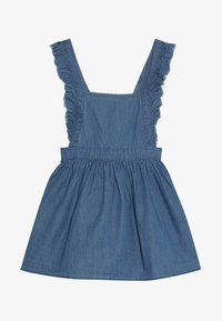 Name it - NMFBASHA DRESS MINI - Jeanskjole / cowboykjoler - medium blue denim - 2