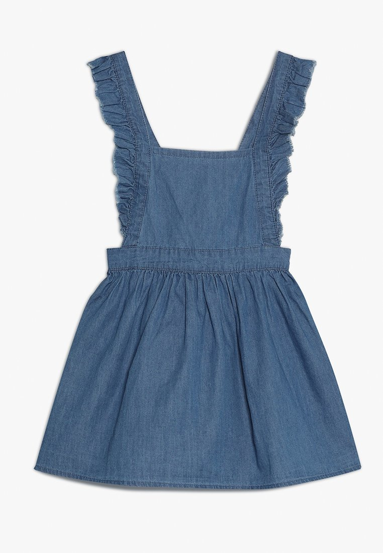 Name it - NMFBASHA DRESS MINI - Jeanskjole / cowboykjoler - medium blue denim