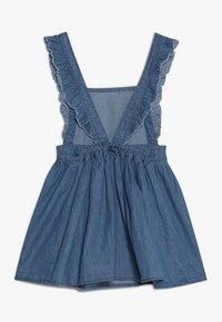 Name it - NMFBASHA DRESS MINI - Jeanskjole / cowboykjoler - medium blue denim - 1