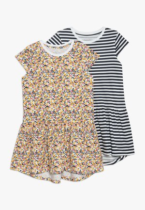 NKFVIGGA DRESS 2 PACK  - Robe en jersey - multicoloured