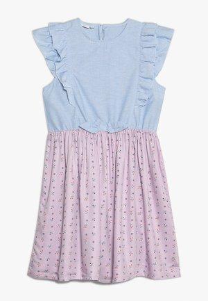 NKFHENDRALY DRESS  - Korte jurk - lavendula