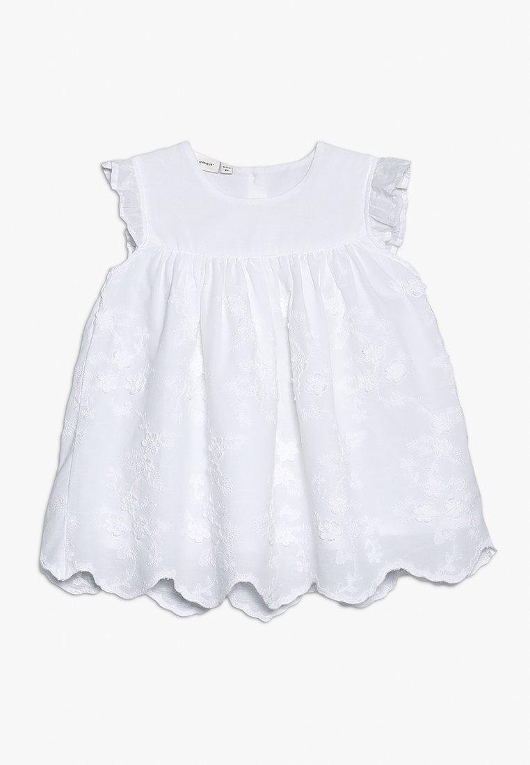 Name it - NBFHIRSE SPENCER - Cocktailkleid/festliches Kleid - bright white