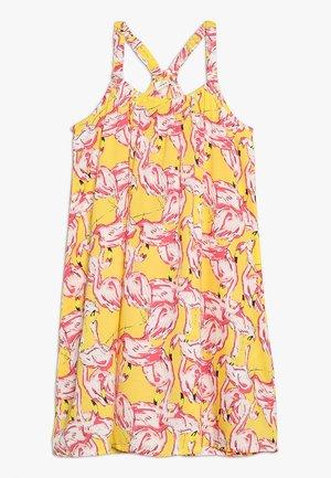 NKFJAMILLE STRAP DRESS - Sukienka letnia - primrose yellow
