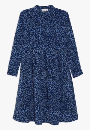 NKFVINAYA LONG  - Robe chemise - blue bonnet