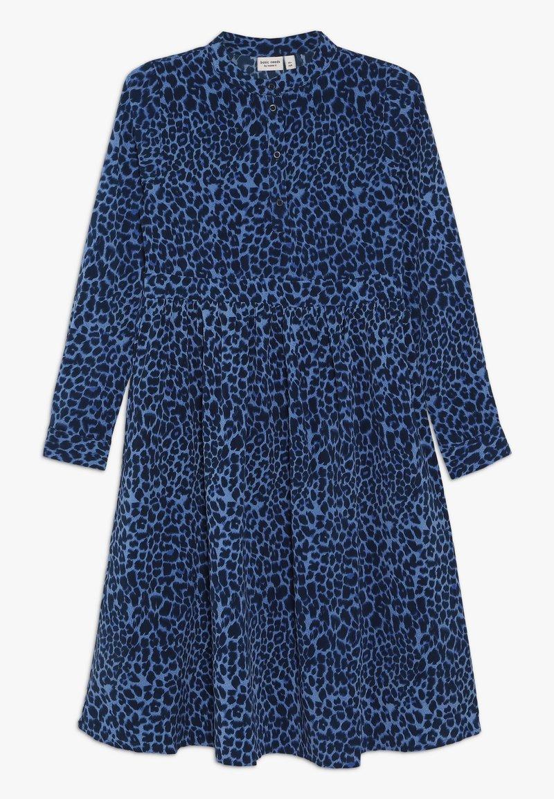 Name it - NKFVINAYA LONG  - Skjortklänning - blue bonnet