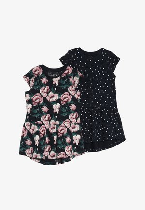 NMFVIGGA DRESS 2 PACK - Jersey dress - barely pink