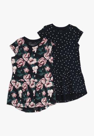 NMFVIGGA DRESS 2 PACK - Žerzejové šaty - barely pink