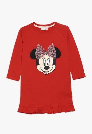 MINNIE MOUSE NMFMINNIE ANNIE DRESS - Hverdagskjoler - poppy red