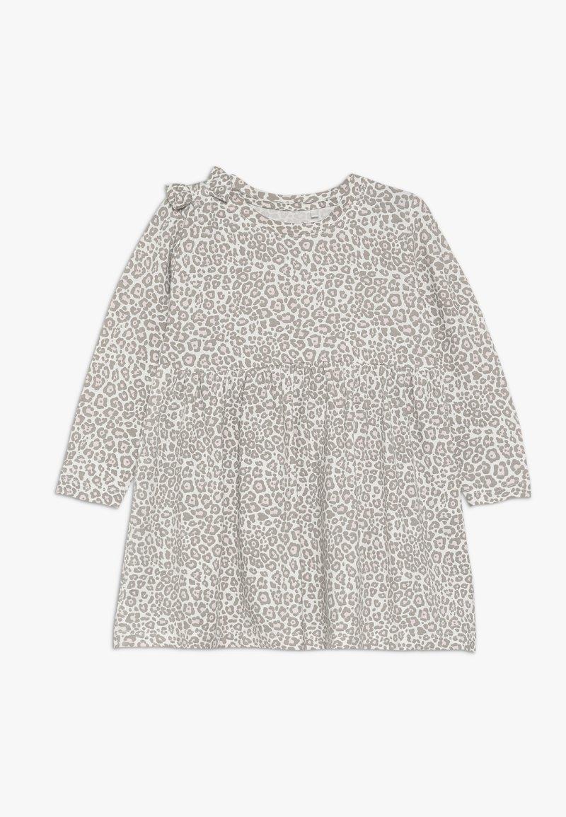 Name it - NBFLALA DRESS - Jerseykleid - snow white