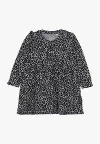 Name it - NBFLALA DRESS - Jersey dress - grey melange - 0