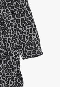 Name it - NBFLALA DRESS - Jersey dress - grey melange - 4