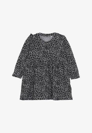NBFLALA DRESS - Trikoomekko - grey melange