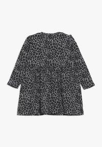 Name it - NBFLALA DRESS - Jersey dress - grey melange - 1