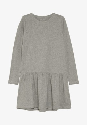 NKFVETA DRESS  - Robe en jersey - grey melange