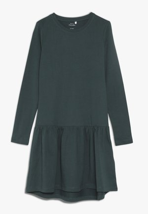 NKFVETA DRESS  - Jerseyklänning - green gables