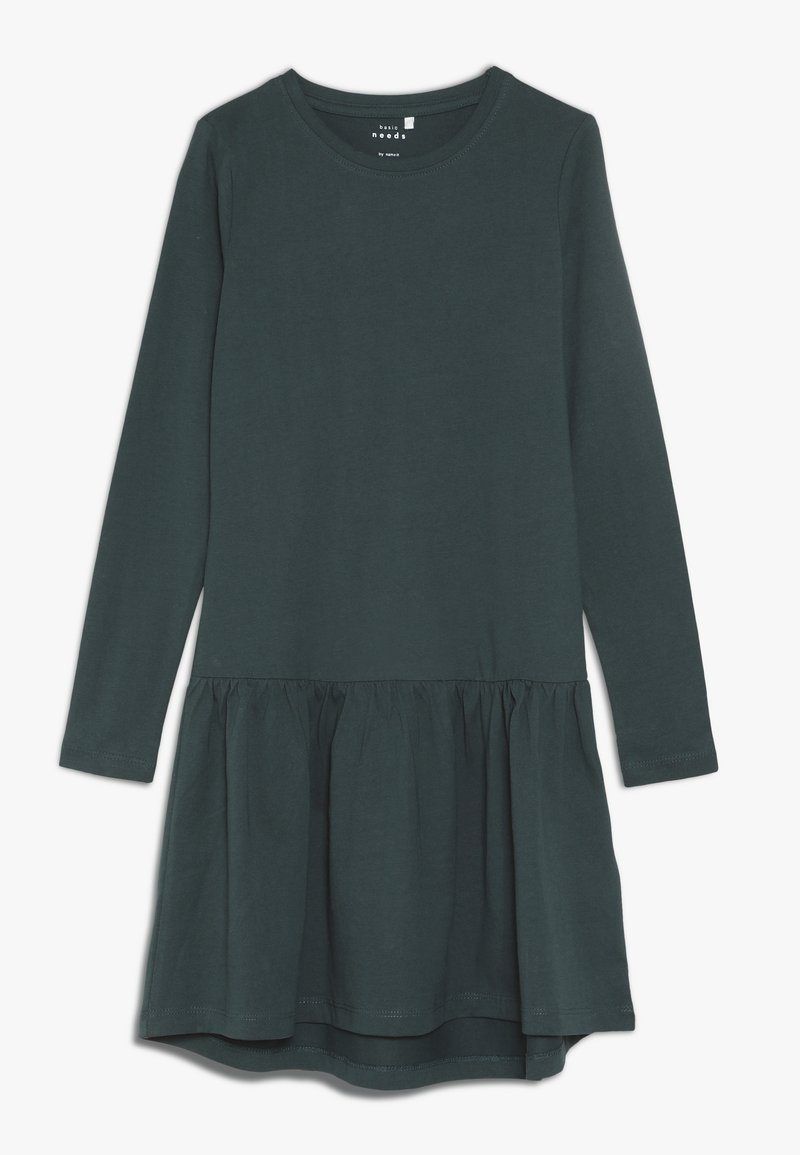 Name it - NKFVETA DRESS  - Jerseyklänning - green gables