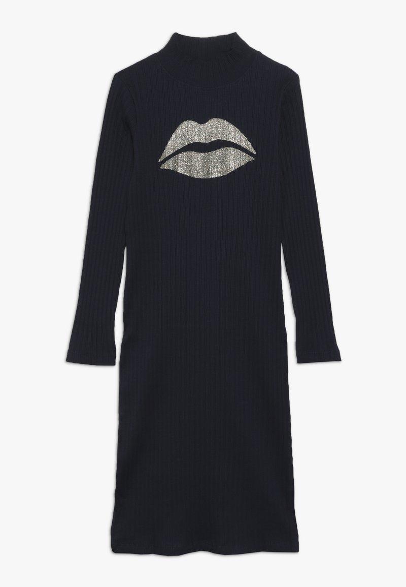 Name it - NKFVARIB MIDI DRESS  - Jersey dress - dark sapphire