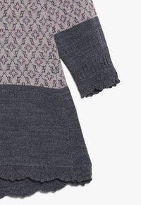 Name it - NBFWHOOPI DRESS  - Pletené šaty - burnished lilac - 3