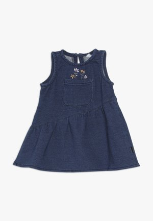 NBFATORINA DRESS - Spijkerjurk - medium blue denim