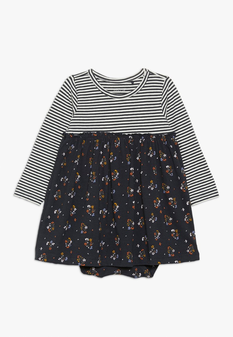 Name it - NBFNEEL DRESS - Jersey dress - dark sapphire