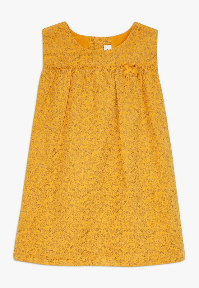NBFNICOLE SPENCER - Robe d'été - golden orange