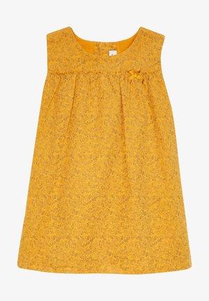 NBFNICOLE SPENCER - Sukienka letnia - golden orange