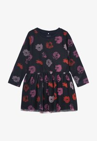 Name it - NMFOLINAS DRESS - Korte jurk - dark sapphire - 2