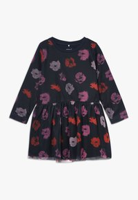 Name it - NMFOLINAS DRESS - Korte jurk - dark sapphire - 0