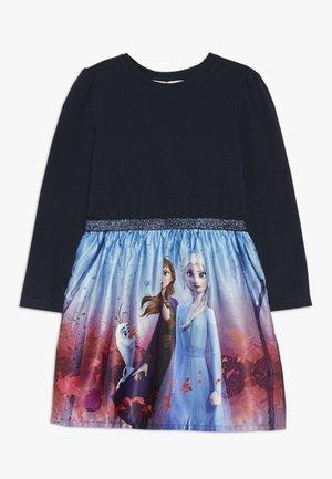 DISNEY FROZEN ELSA - Jerseyklänning - dark sapphire