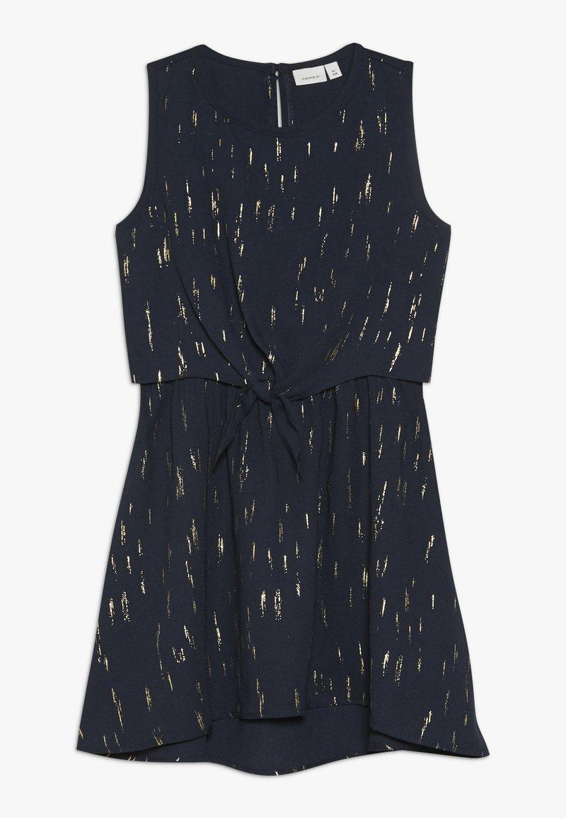 Name it - NKFRITALINA - Day dress - dark sapphire