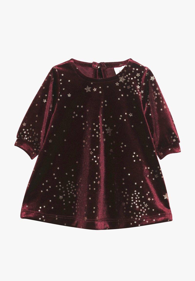 Name it - NBFROBBA DRESS - Vestito elegante - cabernet