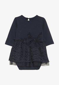 Name it - NBFSELMA BODY DRESS - Koktejlové šaty/ šaty na párty - dark sapphire - 2