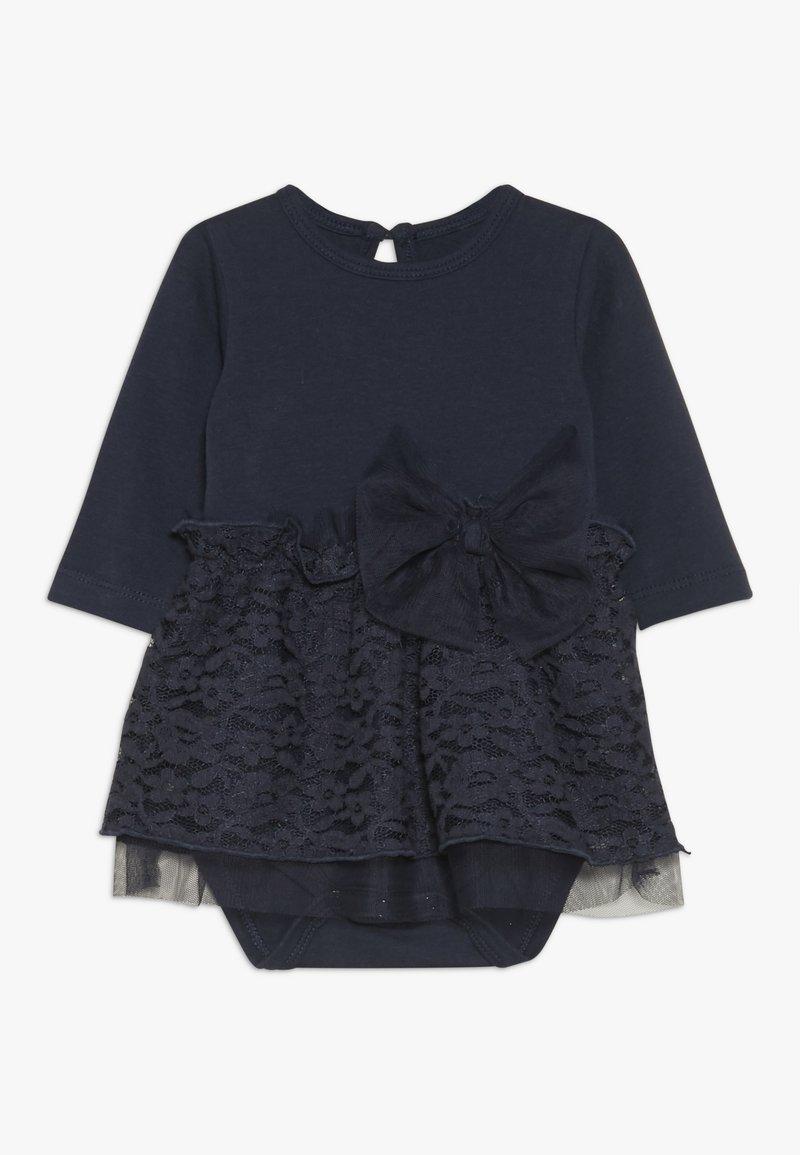 Name it - NBFSELMA BODY DRESS - Koktejlové šaty/ šaty na párty - dark sapphire