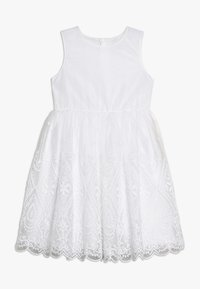Name it - NKFSANDIE SPENCER - Cocktail dress / Party dress - bright white - 0