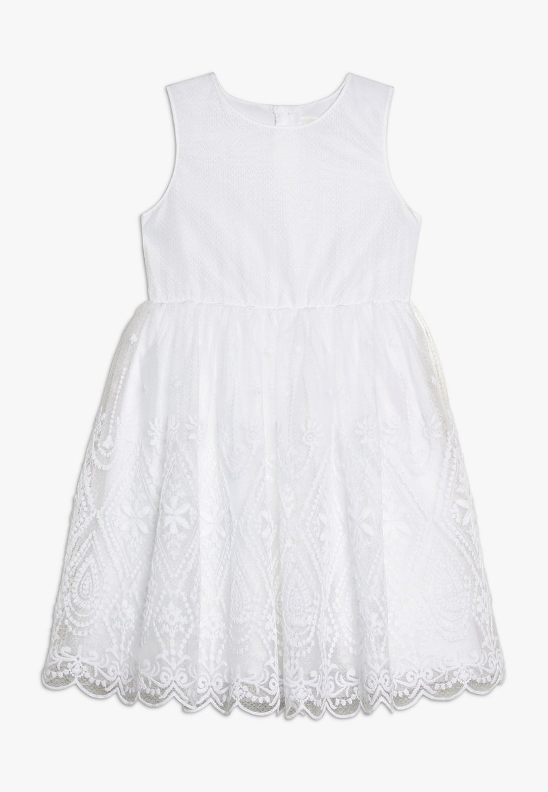 Name it - NKFSANDIE SPENCER - Cocktail dress / Party dress - bright white