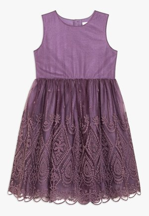 NKFSANDIE SPENCER - Cocktail dress / Party dress - black plum