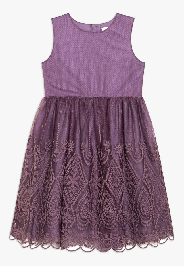 NKFSANDIE SPENCER - Cocktail dress / Party dress - black plum