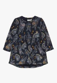 Name it - NMFSIGGIE LIGHT DRESS - Day dress - dark sapphire - 0