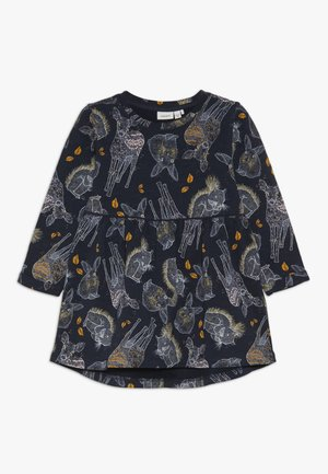 NMFSIGGIE LIGHT DRESS - Day dress - dark sapphire