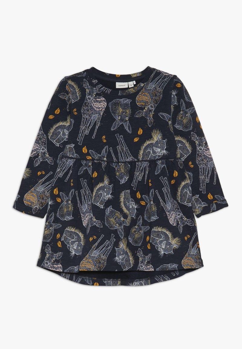 Name it - NMFSIGGIE LIGHT DRESS - Day dress - dark sapphire